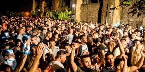Clubs de danse gay de Rome