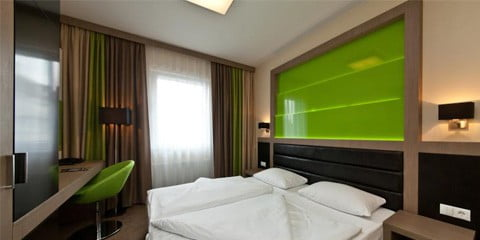 Novum Style Hotel Hamburg-Centrum
