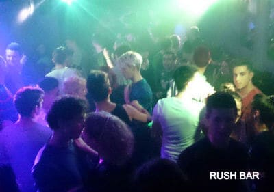 Zagreb homoseksuelle barer og klubber