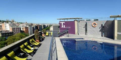 TravelGay σύσταση Hotel Barcelona Universal