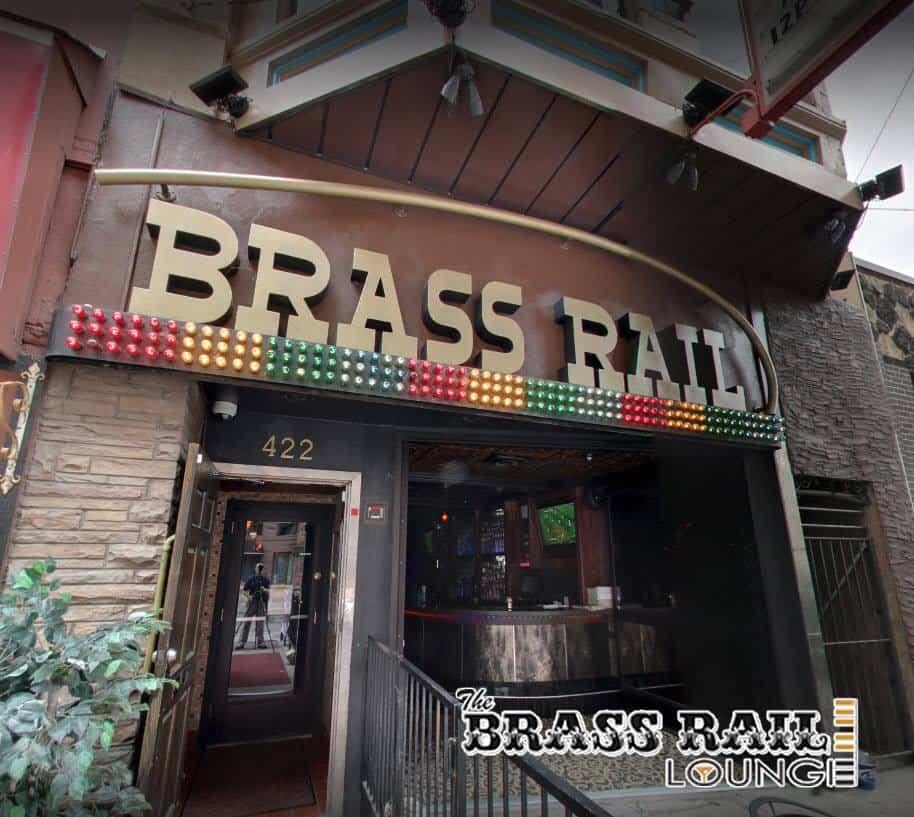 Brass Rail Lounge