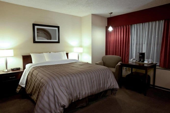 Sandman Hotel Calgary centrum