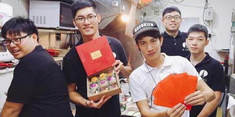 Gay Taipei · Restauranter