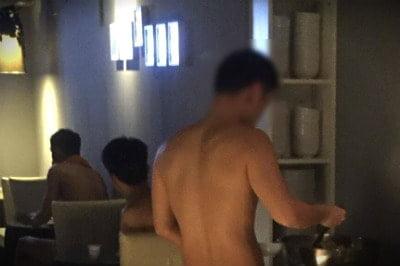 Saune gay di Kaohsiung