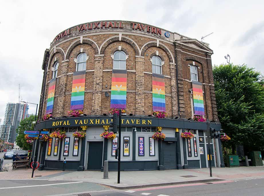 Gay London · Mid-Range Hotels